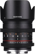 Samyang 21mm T1.5 Cine Ed As Umc Cs - Prime lens - geschikt voor Fujifilm X