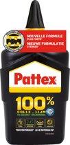 Pattex contactlijm contact lijm 100% - Extreem sterk - 200 gram