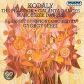 Budapest Symphony Orchestra - Peacock Variations / Galanta D