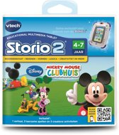 VTech Storio 2 Game - Mickey Mouse Clubhouse