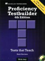 New Proficiency Testbuilder Student Book - Key + Audio CD Pack