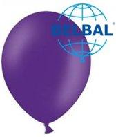 Ballonnen paars B95 30 cm 50 stuks