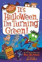 My Weird School Special: It's Halloween, I'm Turning Green!