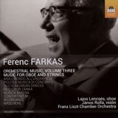 Ferenc Farkas: Music for Oboe and Strings