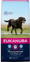 Eukanuba Dog Mature & Senior - Large Breed - Kip - Hondenvoer - 15 kg