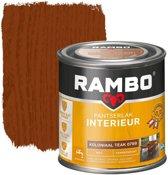 Rambo Pantserlak Interieur Transparant Mat Koloniaal 0769-0,75 Ltr