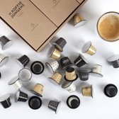 Koffiecups proefpakket 60 stuks