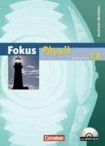 Fokus Physik 7/8 - Schülerbuch mit CD-ROM - Gymnasium Nordrhein-Westfalen