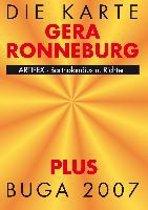 Gera, Ronneburg 1 : 30 000