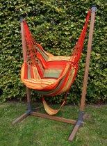 Hangstoel set Jamaica XL incl. 2 kussens