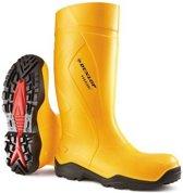 Dunlop Purofort+ Full Safety veiligheidslaars S5 geel (C762241) maat 43
