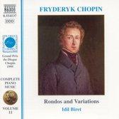 Chopin: Piano Music Vol.11