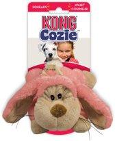Kong Cozie Pastel - Hondenspeelgoed - Assorti