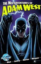 Misadventures of Adam West #4: Volume 1