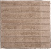 California - Badmat met antislip - Sand - 60 x 60 cm