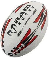 Gripper Pro rugbybal - Jeugd wedstrijdbal - 3D grip - Maat 3 - Groen