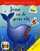 Stickerboek jona en de grote vis