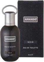 Amando Noir  - 50 ml - Eau de Toilette - Herenparfum