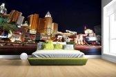 De strip van Las Vegas Fotobehang 380x265