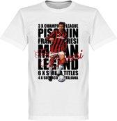 Franco Baresi Legend T-Shirt - XS