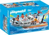 Playmobil Brandbestrijdings- en reddingssboot - 5540