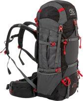 Highlander Backpack - Unisex - zwart/zilver