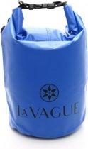 ISAR Waterdichte tas donkerblauw, 10 L