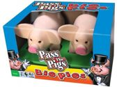 Biggen Big Pigs - Dobbelspel