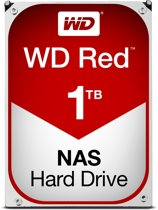 Western Digital WD10EFRX - Interne harde schijf / 1TB / 3,5 inch SATA