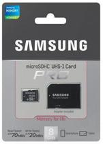 Samsung Micro SD 8GB met adapter