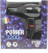 ETI 3200 Top Power Fohn Zwart