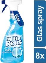 Witte Reus Glasreiniger - 8 x 750 ml - Spray - Voordeelverpakking