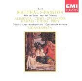 Bach: Matthäus-Passion Arias and Choruses