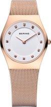 BERING 11927-366 - Horloge - Staal - Rosékleurig - Ø 27 mm