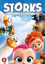 DVD cover van Storks