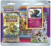Pokemon 3-pack Blister Xerneas/Yveltal