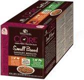 Wellness Core Small Breed Savoury Farmer Multi-Pack - Hondenvoer - 6 x 85 g