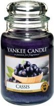 Yankee Candle Cassis - Large Jar