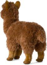 WNF Alpaca Bruin - 31 cm