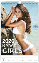 Erotiek C175-20 Kalender 2020 Strand meisjes