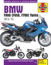 BMW F800, F700 & F650 Twins Service and Repair Manual