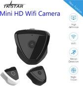 HD 1080P WIFI Spion-oplader Camera Draadloze mini-beveiliging Nanny Spion Camera-adapter Bewegingsondersteuning Echte muur AC-stekker Oplader Thuisbeveiliging | real-time monitoring met App