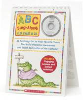 ABC Sing-Along Flip Chart & CD