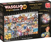 Wasgij Original 28 Afvalrace Puzzel 1000 Stukjes