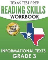 Texas Test Prep Reading Skills Workbook Informational Texts Grade 3
