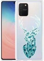 Samsung Galaxy S10 Lite Hoesje Art Deco Deer