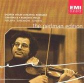 Dvorak: Violin Concerto; Romance; Sonatina; 4 Romantic Pieces