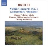 Bruch: Violin Concerto No. 1