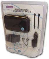 Starter Kit 17 In 1 Black Nintendo Ds (Gbooster)