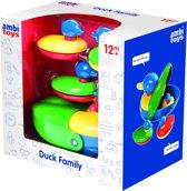 Ambi Toys - Eendenfamilie - duck family